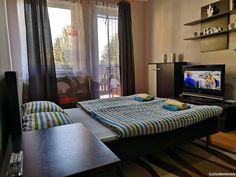 Melinda Apartman Kisvárda Free Wifi, Terrace, Bed, Furniture, Home Decor, Balcony, Decoration Home, Patio, Stream Bed