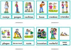 Vriendjes kringactiviteiten » Juf Sanne Learn Dutch, Eric Carle, Preschool Worksheets, Too Cool For School, Home Schooling, Social Skills, Internet Marketing, Teacher, Education