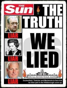 Fans WERE unlawfully killed in the Hillsborough disaster - and we were all deceived