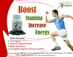 Boost #stamina & Increase #Energy