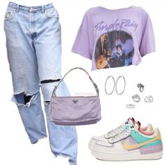 Swag Outfits For Girls, Cute Swag Outfits, Cute Comfy Outfits, Indie Outfits, Teen Fashion Outfits, Edgy Outfits, Retro Outfits, Teenage Outfits, Classy Outfits