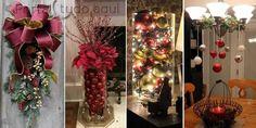 Decoração chic e criativa para o Natal e festas sem gastar muito!