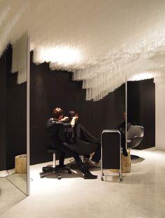 HAIR STUDIOS! Boa Hairdresser Salon by Claudia Meier, Zurich   Switzerland store design