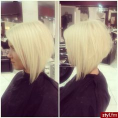 ♥ This is 100% going to be my soccer mom hair in like 10 years