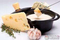 Receita de Fondue de queijo em receitas de salgados, veja essa e outras receitas aqui!