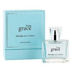 philosophy living grace fine perfume/parfum, 1.7oz