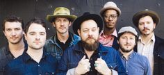 Nathaniel Rateliff & The Night Sweats' self-titled album is out August 21.