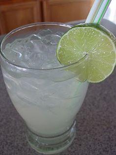 Organic Agave Limeade Recipe makes an awesome Skinny Margarita Mixer. http://www.fatsecret.com/recipes/organic-agave-limeade/Default.aspx  http://vbnightlife.com/