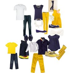 Family pictures! ( Navy blue, Mustard yellow, and white) by xoxoemdiane on Polyvore featuring Great Plains, Acne Studios, Repetto, GC Shoes, Blink, Kenneth Jay Lane, John Lewis, Dorothy Perkins, Strenesse and Paul Smith