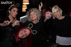 THE SNATCH Venerdì 12 Dicembre 2014 Fluo Party