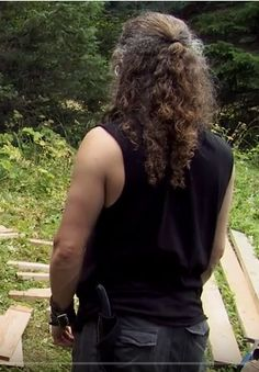 I can't remember if I have this pic. Bam Brown   Alaskan Bush People