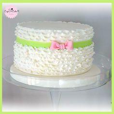 Wedding cake haute couture