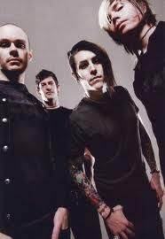 AFI, i got to see them at the hight of their dark punk era and it was great... now not so much.