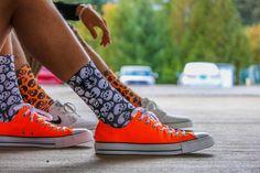 Skull Socks | Custom Designed Socks
