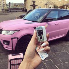 Home Decorators Luxury Vinyl Plank Fancy Cars, Cool Cars, My Dream Car, Dream Cars, Pink Range Rovers, Barbie Car, Pink Barbie, Girly Car, Top Luxury Cars