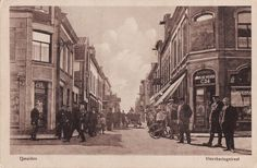 Visseringstraat IJmuiden (jaartal: 1910 tot 1920) - Foto's SERC