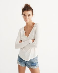 Womens New Arrivals | Abercrombie & Fitch