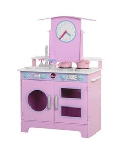 Padstow Wooden Role Play Kitchen with Accessories af280bd73