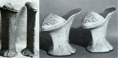 Chopine shoes were worn to reflect the status of the wearer. (Source) - See more at: http://www.ancient-origins.net/history/ancient-origins-high-heels-once-essential-accessory-men-002329#sthash.J4uT7e3P.dpuf