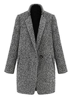 5304367e93355 Roawe is proud to offer the huge variety of chic Women Slim Fit Thick Warm  Long Suit Collar Woolen Coat for women. A piece of Women Slim Fit Thick  Warm Long ...