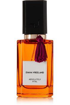 { Diana Vreeland perfume }