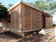 Centro Comunitário sustentável é construído em 4 dias no México