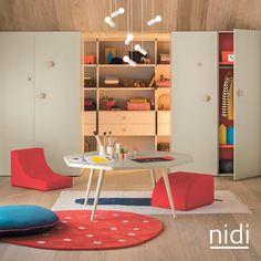 Cabina armadio DEMO Nidi