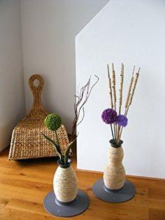 Vase für Katzen zum Kratzen