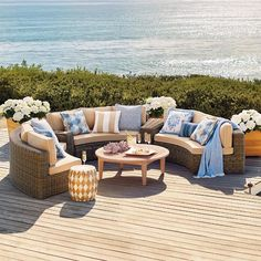 Experience the comfort, chilling and relaxation of 2019 outdoor sofa sets