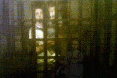 Family museum photos 'haunted by ghost girl'