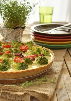 Povrtni tart @Ja u kuhinji...