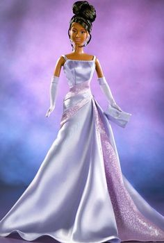 twilight gala barbie 2002 -