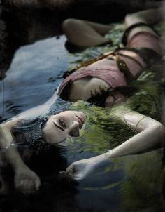 tidal pool by Barry Goyette