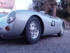 1955 Porsche Type 550 Spyder