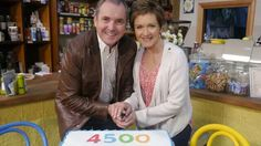 Alan & Jackie Have been in 4500 Episodes!!!!!