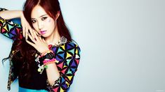 SNSD Yuri 2013 Photoshoot HD Wallpaper