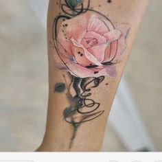 The style of the tattoo I love