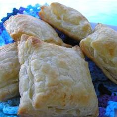 Pastelillos De Coco (Coconut Pastries) I had no idea how easy they were to make. Tasty little things!