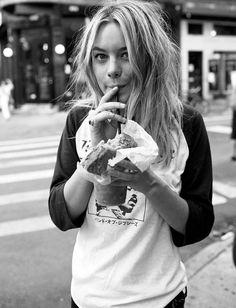 """Une certaine idée du """"cool"""" #56 (photo Glamour France)"""