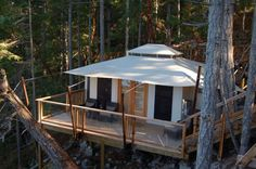 The Rockwater Secret Cove Resort in British Columbia, Canada - Tenthouse Suites