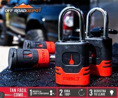 ¡Conoce los productos BOLT Lock Needs Vs Wants, Bolt Lock, Jeeps, Trucks, Trailers, Products, Truck, Jeep