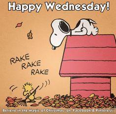Snoopy Happy Wednesday Quote 2/2/16
