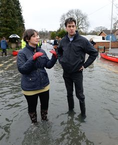 "Ed Miliband launched his ""staring at floods"" pout last week, striking fear into all who saw it. 