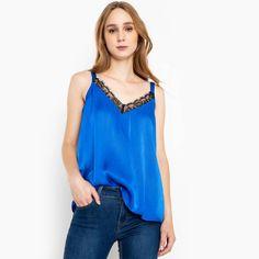 img Camisole Top, Tank Tops, Women, Fashion, Vestidos, Jackets, Pants, Feminine Fashion, Fashion Clothes