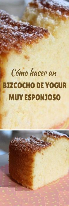 Cocina – Recetas y Consejos Mexican Food Recipes, Sweet Recipes, Cake Recipes, Un Cake, Pan Dulce, Sweet Cakes, Sweet And Salty, Cakes And More, Cupcake Cakes