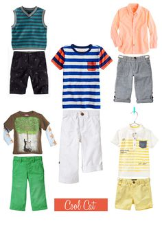 Boys Fashion Picks