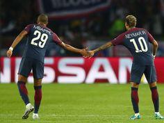 Maillot PSG pas cher-Mbappe expulsé alors que le PSG atteint la finale de la Coupe de la Ligue