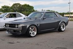 Cool first gen Celica.