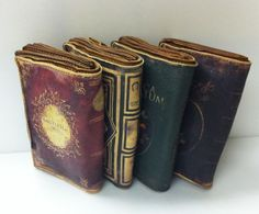 Clutches that look like books. I WANT ONE! Who can make this for me?!