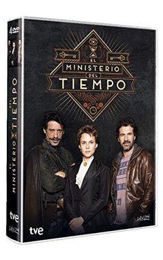 El ministerio del tiempo, 1ª temporada. Sign. T DVD Cine 229. http://encore.fama.us.es/iii/encore/record/C__Rb2659948?lang=spi